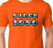 SINCE 1980 Unisex T-Shirt