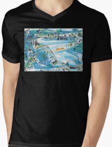 Pacey Street Mens V-Neck T-Shirt