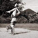 Handstand | Walking on Air by Tamara Brandy