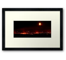Eleventh Night Framed Print