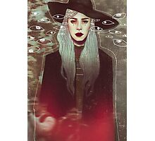WITCH Photographic Print