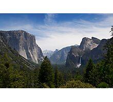Yosemite Valley Photographic Print