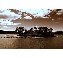 Isle of the Dead - Port Arthur Photographic Print
