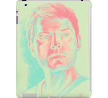 Castiel Madness iPad Case/Skin