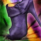 She Loves Shoes by Kathy Nairn