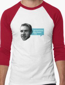 Jens Voigt - Einstein Men's Baseball ¾ T-Shirt