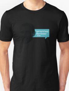Jens Voigt - Einstein Unisex T-Shirt