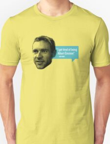 Jens Voigt - Einstein T-Shirt