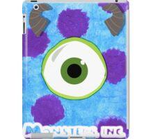 Monsters #2 iPad Case/Skin