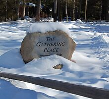 Welcome To The Gathering Place by Jeremy Jorgensen