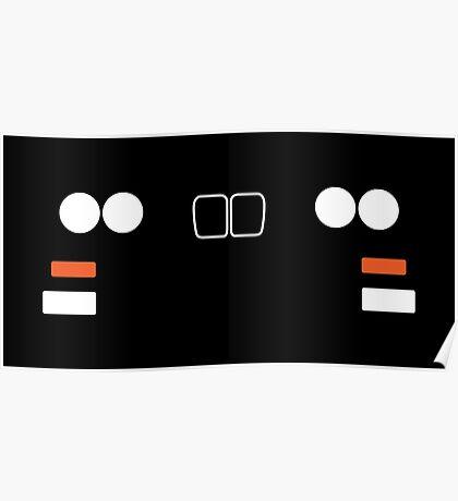 E30 front end simplistic design Poster