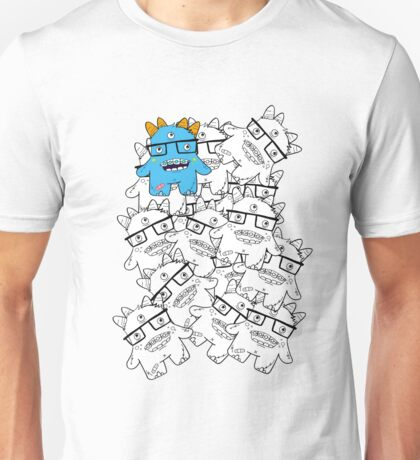 nerd squad Unisex T-Shirt