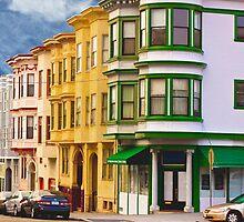 San Francisco Architecture by Buckwhite