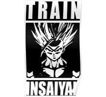 TRAIN INSAIYAN - Super Saiyan Teen Gohan Poster