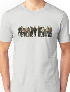 The Walking Dead Cast Unisex T-Shirt