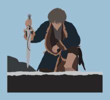 Bilbo Baggins - The Hobbit Baby Tee