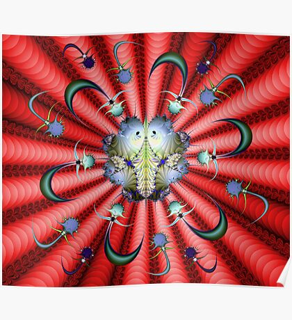 Poovoot Bug and Anti-Virus Poster