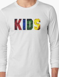 KIDS - Larry Clark Long Sleeve T-Shirt