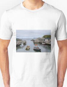 Ballintoy Harbour Unisex T-Shirt