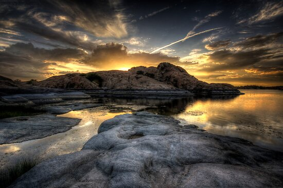 Rockclipse by Bob Larson