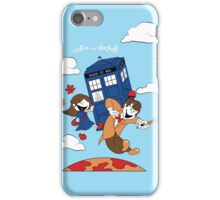 Clara and Doctor iPhone Case/Skin