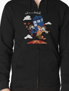 Clara and Doctor T-Shirt