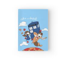 Clara and Doctor Hardcover Journal