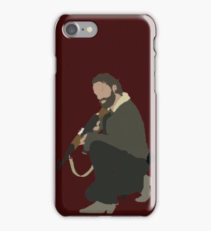 Rick Grimes - The Walking Dead iPhone Case/Skin