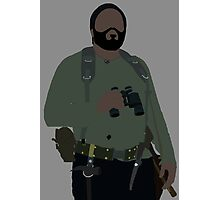 Tyreese - The Walking Dead Photographic Print