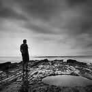 Self Portrait by Vikram Franklin