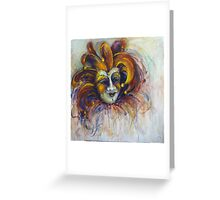 Jolly Joker Greeting Card