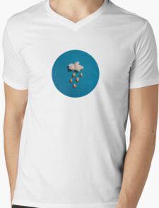kernel cloud Mens V-Neck T-Shirt