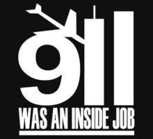 9/11 was an inside job by Danieloukos