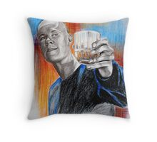 Michael Rosenbaum Throw Pillow