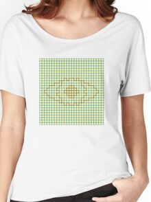 I See You (The Neon Eye) Women's Relaxed Fit T-Shirt