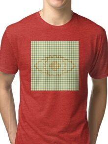 I See You (The Neon Eye) Tri-blend T-Shirt