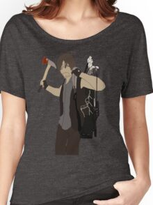 Daryl Dixon - The Walking Dead Women's Relaxed Fit T-Shirt