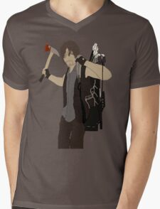 Daryl Dixon - The Walking Dead Mens V-Neck T-Shirt