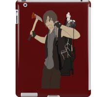 Daryl Dixon - The Walking Dead iPad Case/Skin