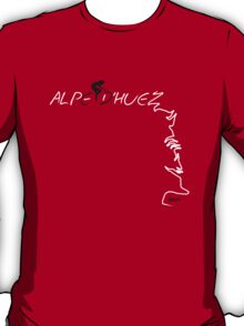 I've Climbed Alpe d'Huez 2011 T-Shirt