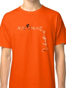 I've Climbed Alpe d'Huez 2011 Classic T-Shirt