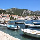 Hvar island by machka