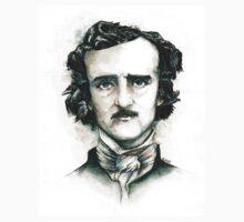 Edgar Allan Poe and Ravens Baby Tee