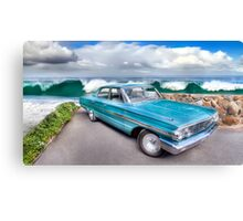 Ford Galaxy 500 Canvas Print