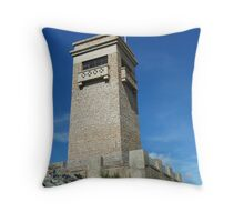 Rocky Hill by day, Goulburn, NSW Throw Pillow