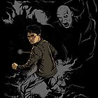 Behind You Harry Poster by zerobriant