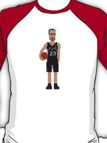 Manu Ginóbili - Spurs T-Shirt