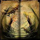 Old Manuscript Images (02) by linskudd