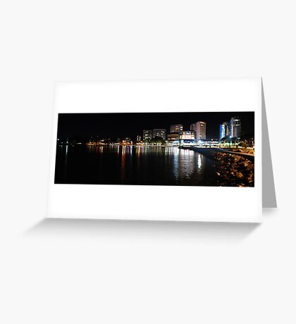 Tweed Lights from Jack Evans Boat Harbour Greeting Card