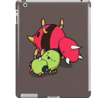 Number 167 & 168! iPad Case/Skin